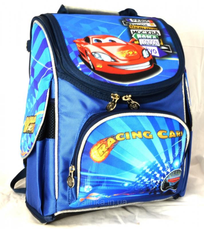 d03359267094 Купить Ранец школьный ортопедический Vombato Car 1501. Школьные ...