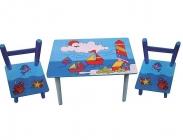 Солик со стульчиками E 03-2100