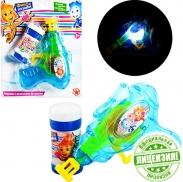 Мыльные пузыри-пистолет Фиксики FX 0021 ФК