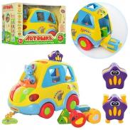 Машинка развивающая Автошка 9198, Play Smart
