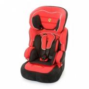 Автокресло Nania BELINE 1/2/3 (от 9 до 36 кг.)Ferrari